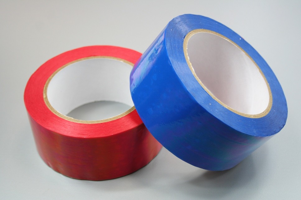 Security roll tape security labels - Rouleau vinyl adhesif ...