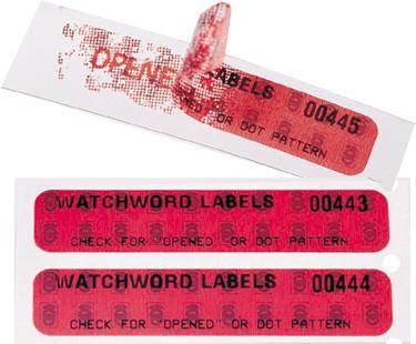 L'étiquette de sécurité Etigo !